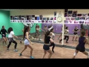 Unforgettable - franch montana dancehall choreo class by yulia murovana