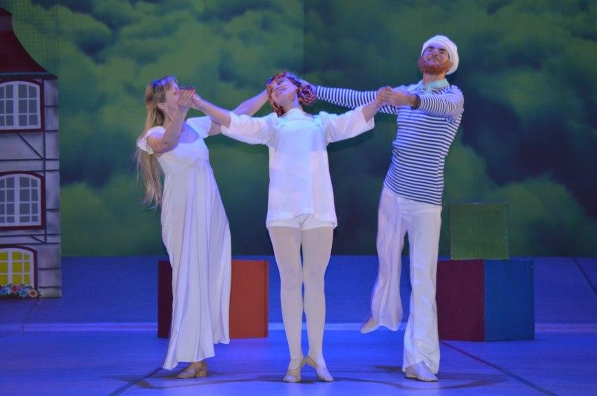 «Пеппі Довгапанчоха» у театрі ім. Магара: казка із відсиланням до «синьої чуми»