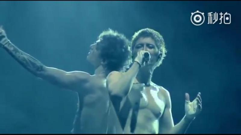 GACKT weibo 21.09.2017 YELLOW FRIED CHICKENz WORLD TOUR *SHOW UR SOUL. I* 世壊傷結愛魂祭at BERLIN 2011 12 ALL MY LOVE〔.eu〕