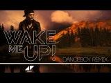 Avicii Ft. Aloe Blacc - Wake Me Up (Danceboy Remix)