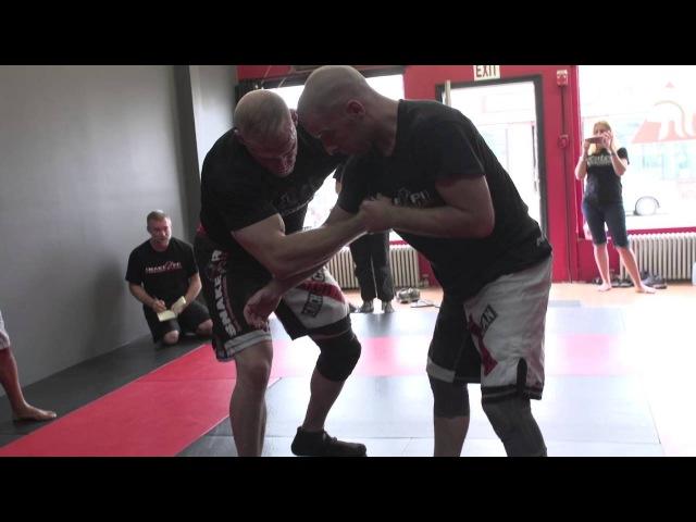 Catch Wrestling: Hillbilly Roll off Arm Drag: Snake Pit U.S.A.