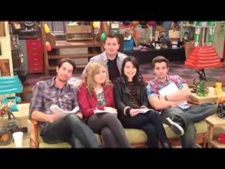 Каст АйКарли: на съёмочной площадке (6 сезон)
