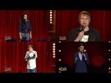 STAND UP 1,5 часа смеха: Юля Ахмедова, Нурлан Сабуров, Слава Комиссаренко, Виктор Кома ...