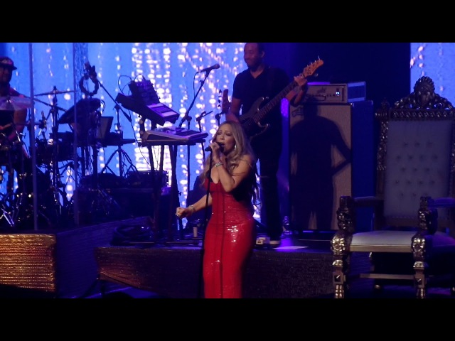 We Belong Together - Mariah Carey - Live at Foxwoods 10/14/2017