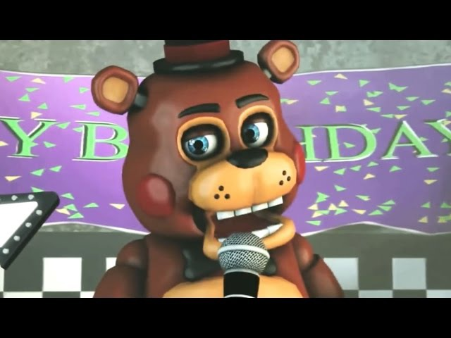 """Five Nights At Freddys """"Five More Nights"""" на русском - Точка Z - Hard Voice Of FNAF"""