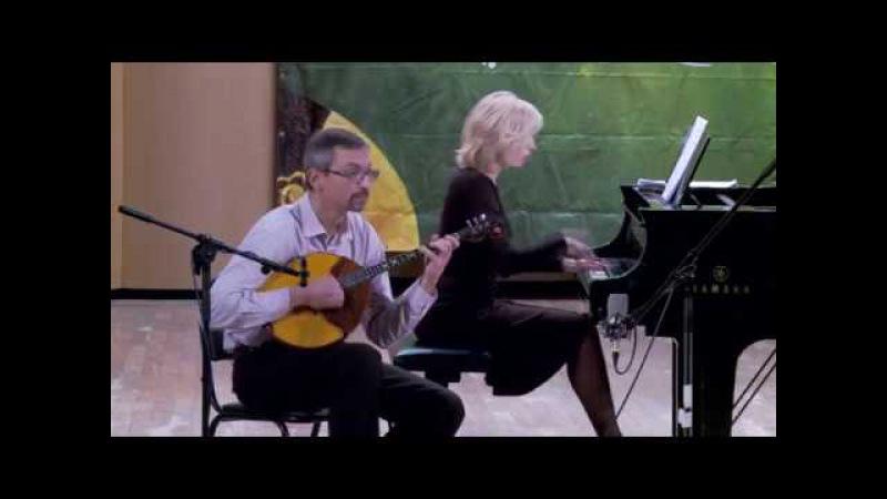 Ф.Гайдн, концерт для виолончели C dur, С.Боганов, Ж.Набока