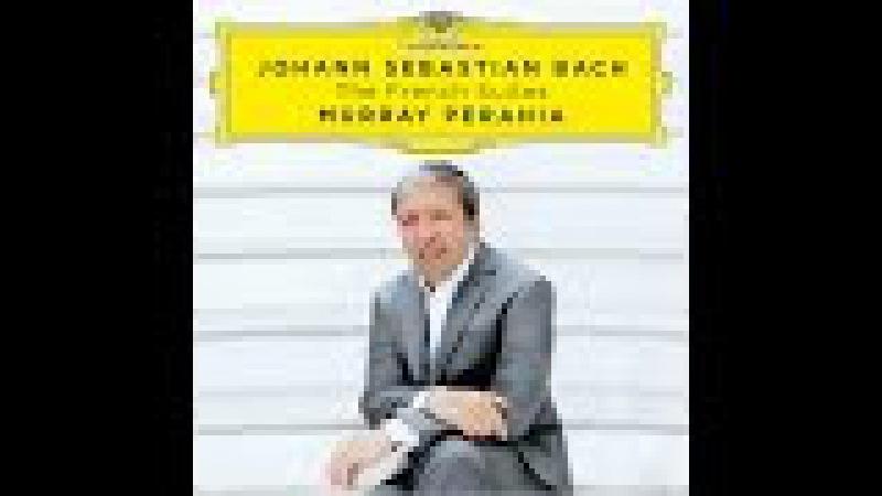 Johann SebastianBach, French Suite No. 2 c-minor, Murray Perahia