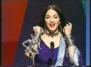 Madonna At The Fashion Awards 1998 [