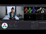 Professionally COLOR CORRECT using VIDEO SCOPES