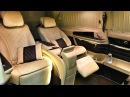 Когда внутри как дома - нереальный Mercedes V-Class MAYBACH и другие - A1tuning - экскурсия : )