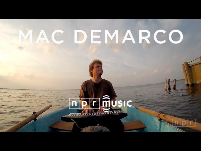 Mac Demarco NPR Music Field Recordings