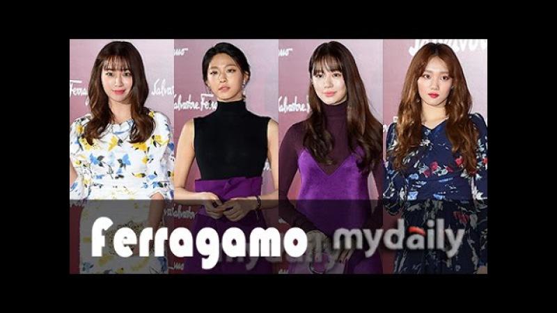 이민정(Lee Min jung)·AOA 설현(Seolhyun)·윤은혜(Yoon Eunhye)·이성경(Lee Sung kyung) '눈을 뗄 수 없는 여신미모' [MD동