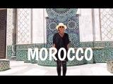 MOROCCO! Marakech, Fes, Rabat, Casablanca, Sahara camp Outfits | Melissa Chalmers Vlog