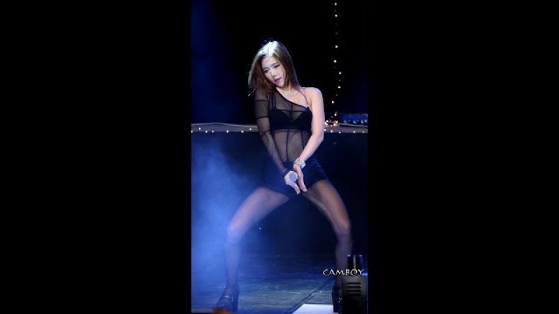 160517 레이샤 (LAYSHA) 혜리 Hyeri - Chocolate Cream @한체대 직캠fancam by camboy