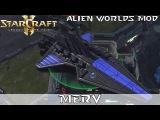 Merv! Star Wars in Starcraft?! - Alien Worlds Mod - Starcraft 2 Mod