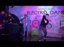 Mongolian electro dance championship 2017| Davaa vs Suhee