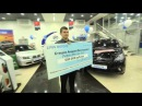 Награждение победителей конкурса «Купи Lifan X60 и выиграй 500 000 рублей»