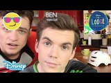 The Lodge  Video Call 9 Noah Calls Ben &amp Sean  Official Disney Channel UK