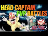 Bleach Brave Souls PvP Battles In Head Captains (Costs a lot of Spirit Orbs)