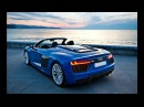 2017 Audi R8 V10 Spyder - FIRST DRIVE - Launch, exterior, interior, soundcheck, driving etc