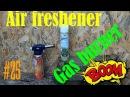 Gas Burner VS Air freshener || Газовая Горелка VS Освежитель воздуха