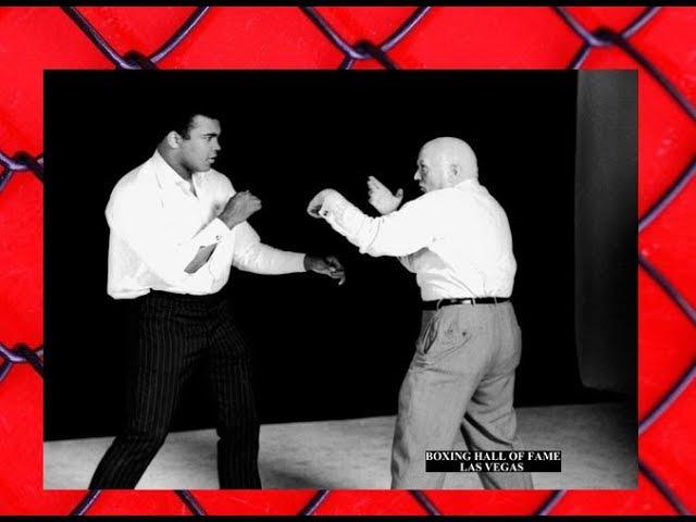 Muhammad Ali Cus D'amato – Ali VS Frazier 1st – BATTLE OF CHAMPIONS