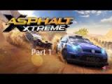 4x4 Relly Asphalt Xtreme first play part 1