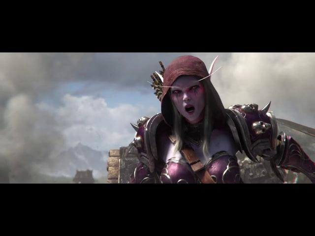 FOR THE HORDE !! Sylvanas Banshee Mode (Battle for Azeroth)
