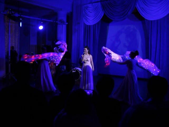 Танцующие Эвридики. Светлана Дюдина и ШОУ-БАЛЕТ СТИХИЯ