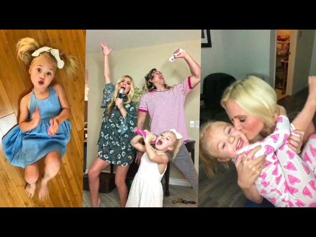 SAVANNAH EVERLEIGH SOUTAS BEST MUSICALLYS 2017 *CUTEST MOM AND DAUGHTER*