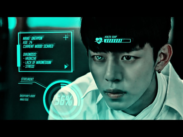 [FMV] Technology Addiction (AU) ✘ Daehyun/Hoseok/Lay/Taeyong