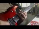 Супер Самое красивое соло (для меня) на электрогитаре! (автор Dhalif Ali)