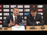 Пресс-конференция после матча «Трактор» vs «Салават Юлаев»