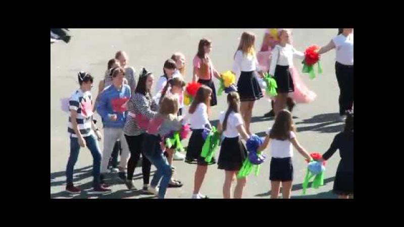 Карнавал ко Дню города Ясиноватая