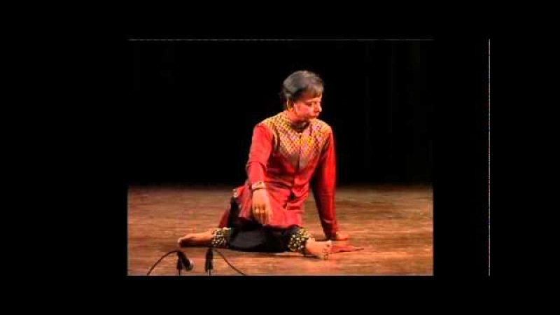Pristine Kathak Rendition by Pt Krishna Mohan Mishra @ SWAR Arpan Delhi Part 2