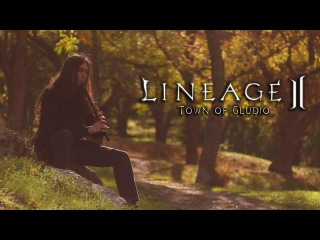 Lineage 2 - Gludio Theme (Crossroad at Down) - Cover by Dryante
