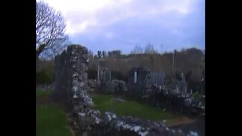 Jumping Church near Irish town