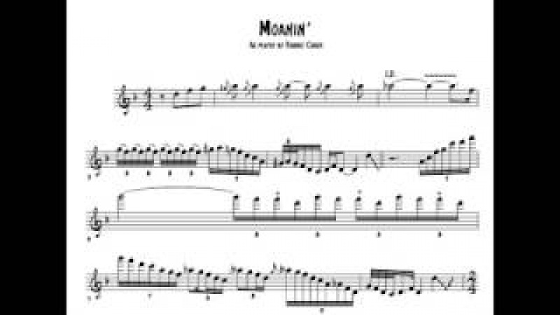 Moanin' - Baritone Saxophone Solo by Ronnie Cuber (with Charles Mingus)