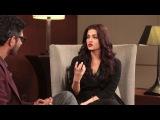 Все звезды в гостях у Ниранджана - Айшвария Рай Баччан с переводом  источник видео канал ZEE-TV