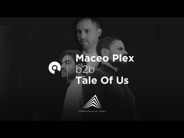 Maceo Plex b2b Tale Of Us @ IMS Ibiza 2017 (BE-AT.TV)