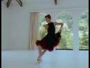 Прима Sylvie Guillem танцует вариацию Китри из балета Дон Кихот