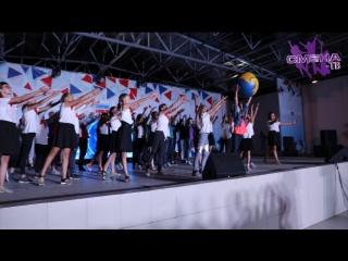 Творческий конкурс-концерт на лучшую зарисовку «Послание потомкам» в ВДЦ «Смена»