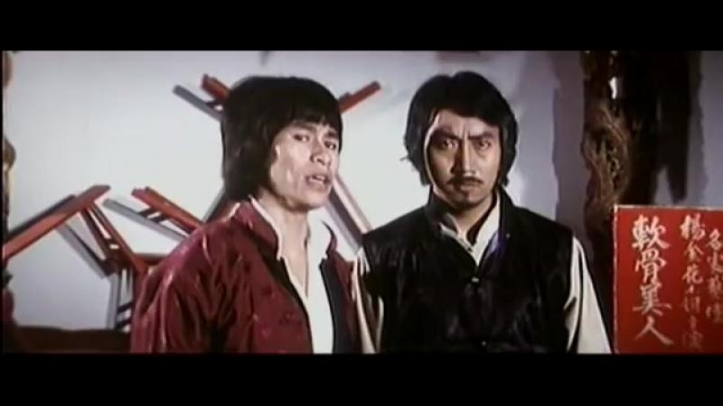 История пьяного мастера Cу А Хай боевик кунг фу 1979 год