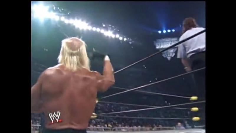 |WM| Sting vs Hulk Hogan - WCW Starrcade 1997