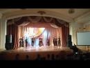 Выступление на танцевальном конкурсе ДК Новатор 03.05.2017г.