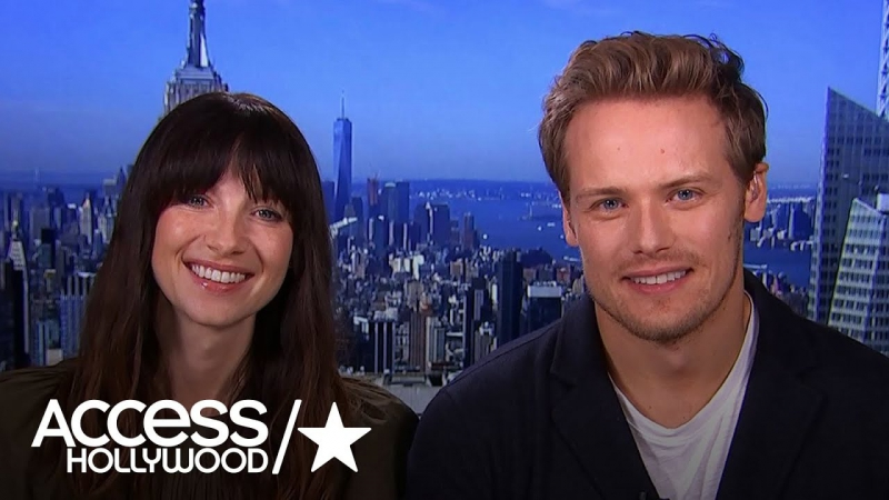 Access Hollywood Interview with Sam Caitriona