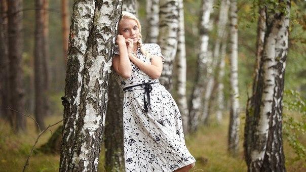 Березовый лес. Береста изделия своими руками
