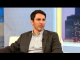 05.01.2017 г. Chris Messina Gained 40 Lbs. For Role