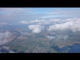 Взгляд на Муром с облаков. Высота 1650 метров