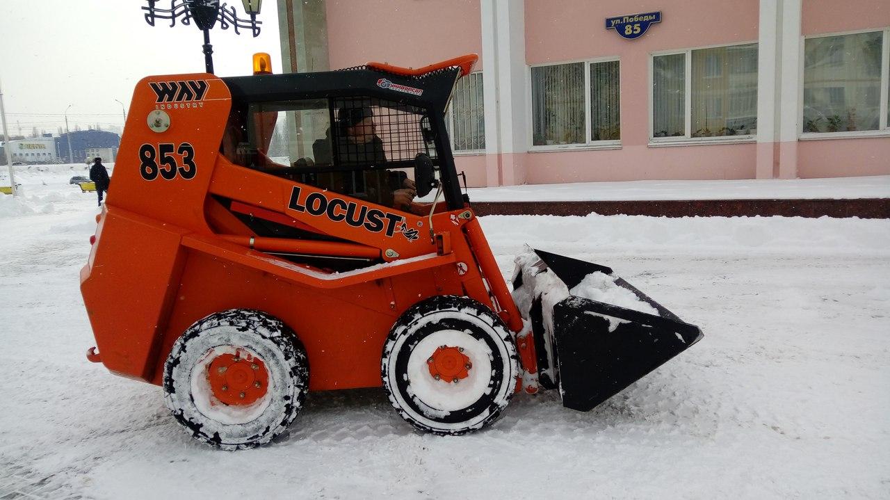 Мини-погрузчики в Белгороде